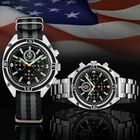 The US Army Chronograph Watch 5406 001 7 3
