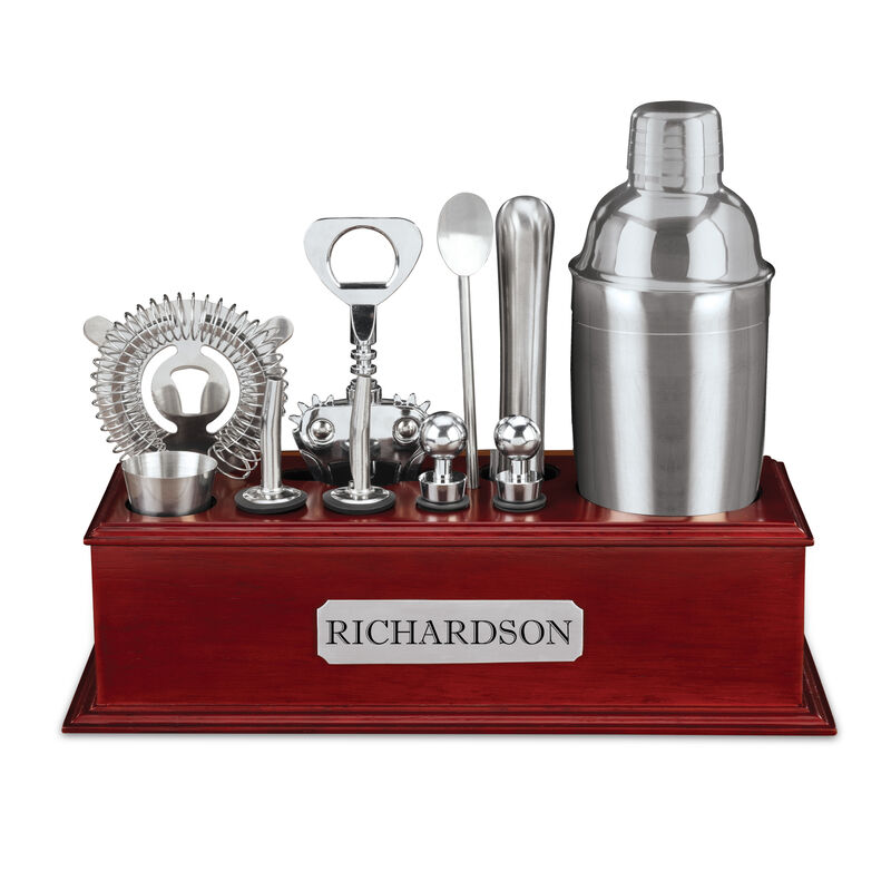The Personalized Complete Barware Set 5641 0012 a main