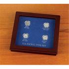 US Nickel Type Set 5167 002 4 2