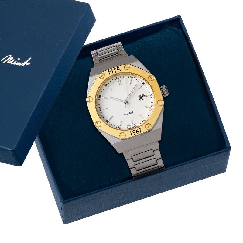 Birth Year Watch 10104 0012 g display box