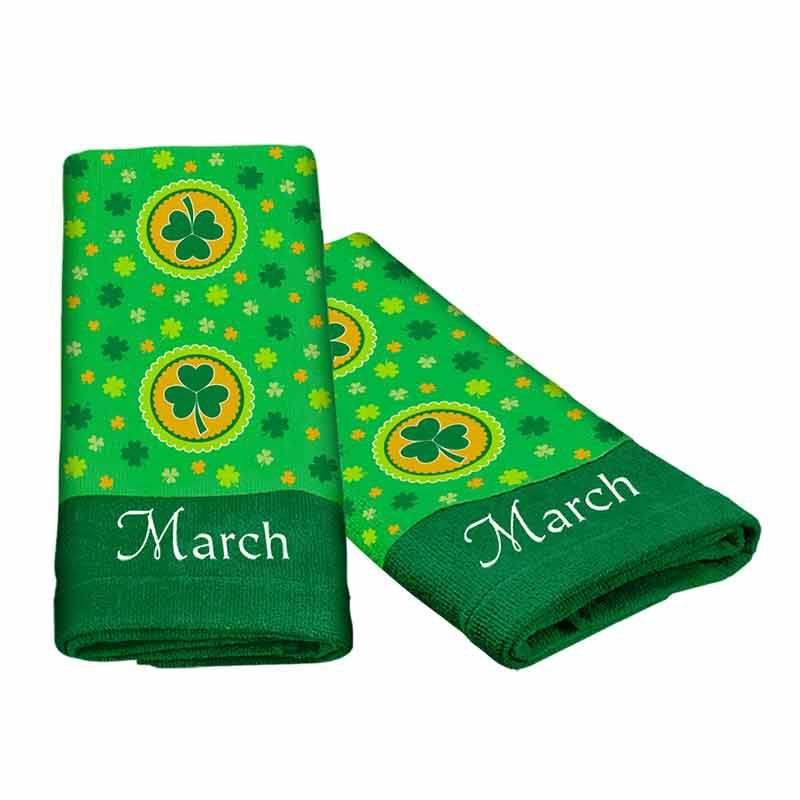 A Year of Cheer Hand Towel Collection 4824 002 2 4