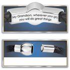 Grandson Leather Graduation Bracelet 5702 006 7 2
