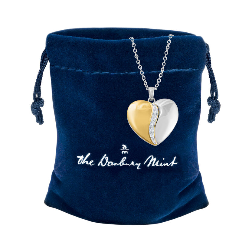 You Are the Love of My Life Diamond Pendant 5712 0073 g gift pouch