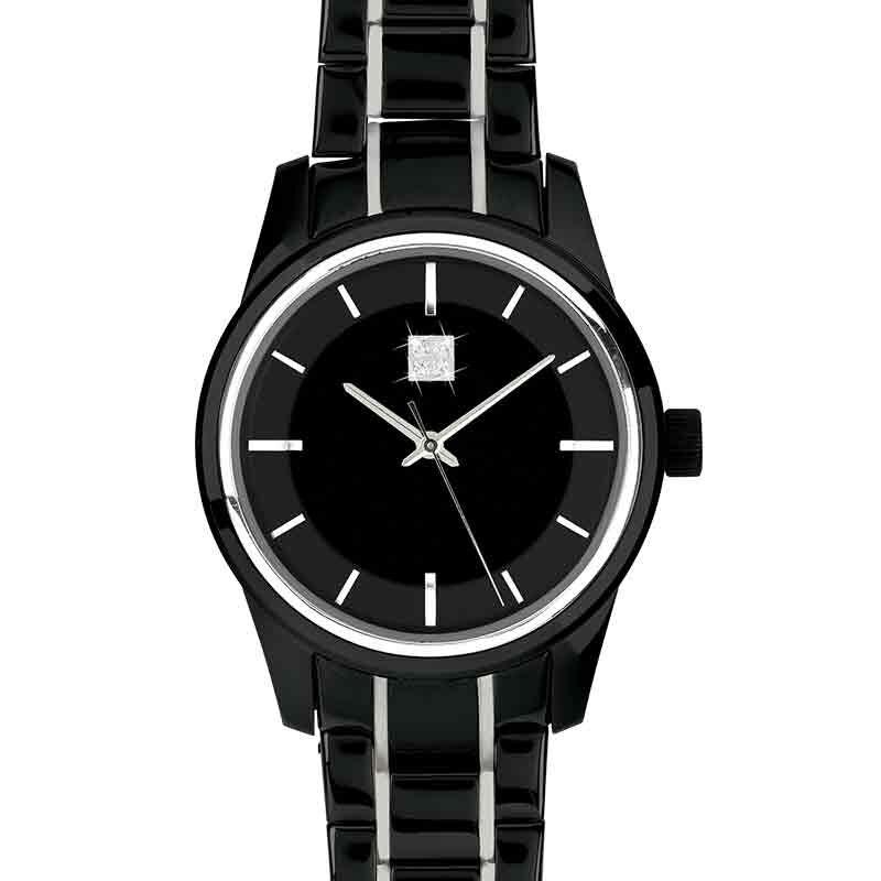 Son Diamond Watch 6133 001 5 1