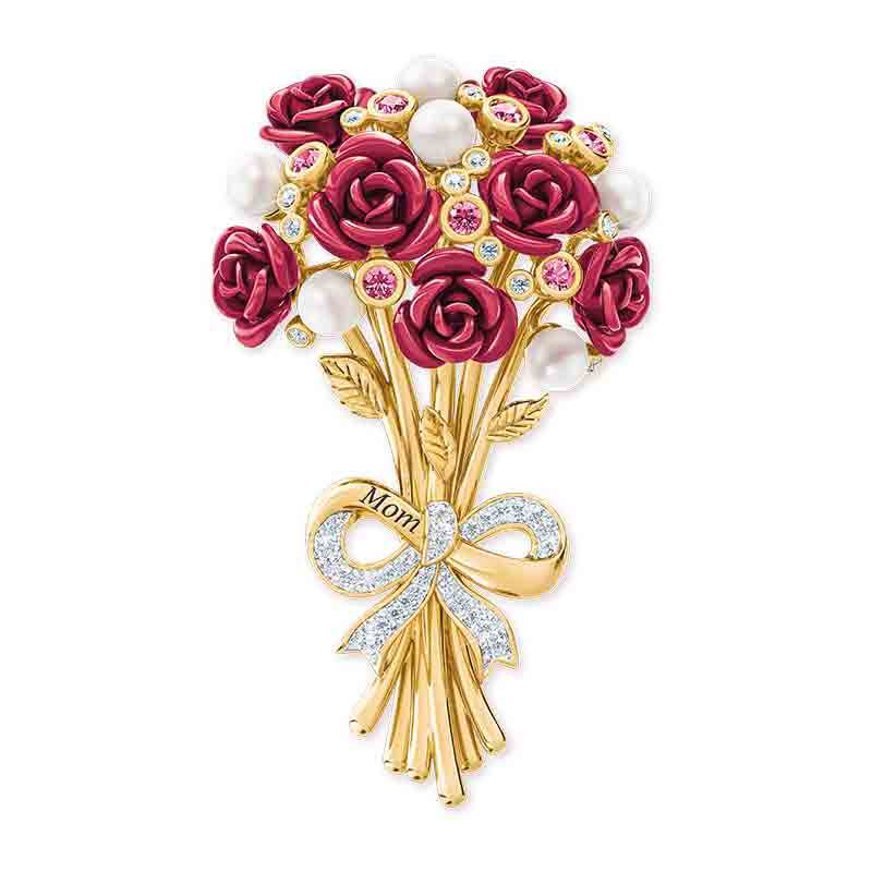 Mothers Day Bouquet Diamond Pin 1763 001 3 1