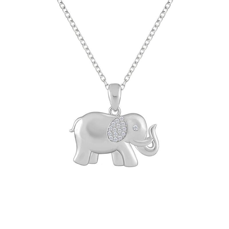 Monthly Animal Pendants 6880 0010 c elephant