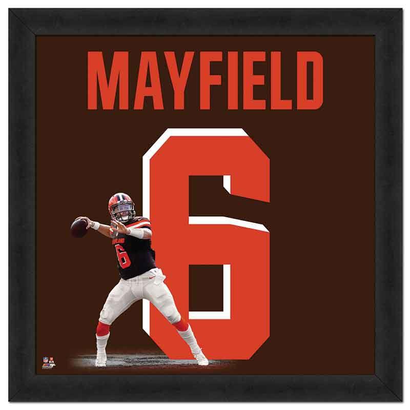Baker Mayfield Uniframe Print 4391 135 3 1