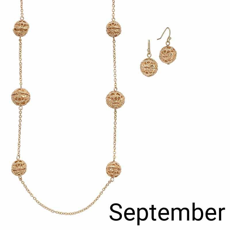 Golden Essentials Necklace Collection 6564 001 3 10