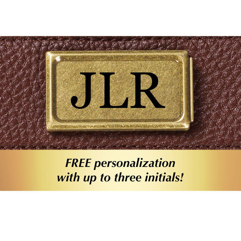 The Personalized Ultimate Carry on 10029 0014 e initials