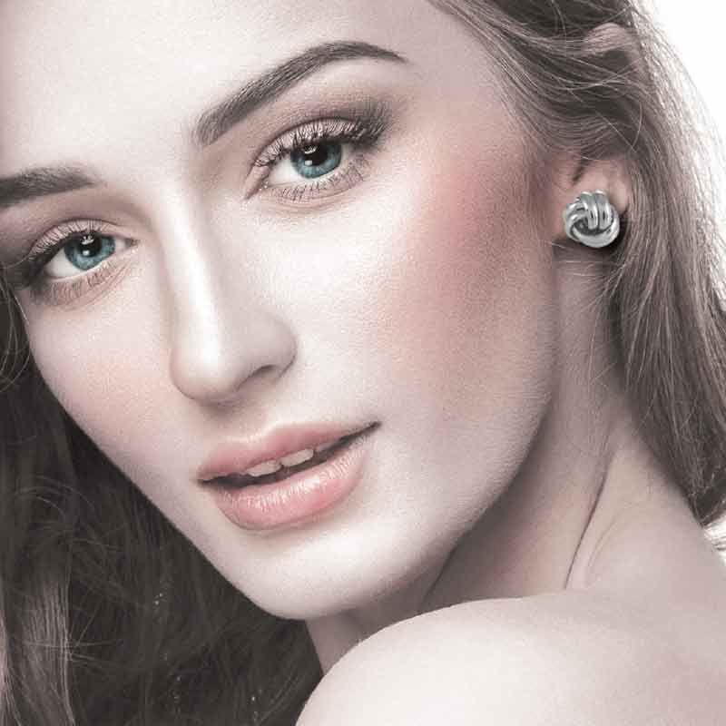 The Essential Sterling Silver Earring Set 2489 001 4 8