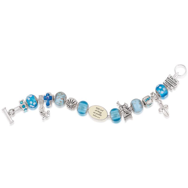 Messages of Faith Charm Bracelet Set 4850 001 1 2