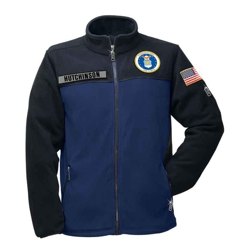The US Air Force Jacket Fleece 1662 003 1 1