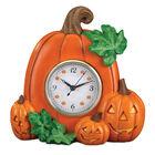 Seasonal Sensations Figural Clocks 10167 0016 e october