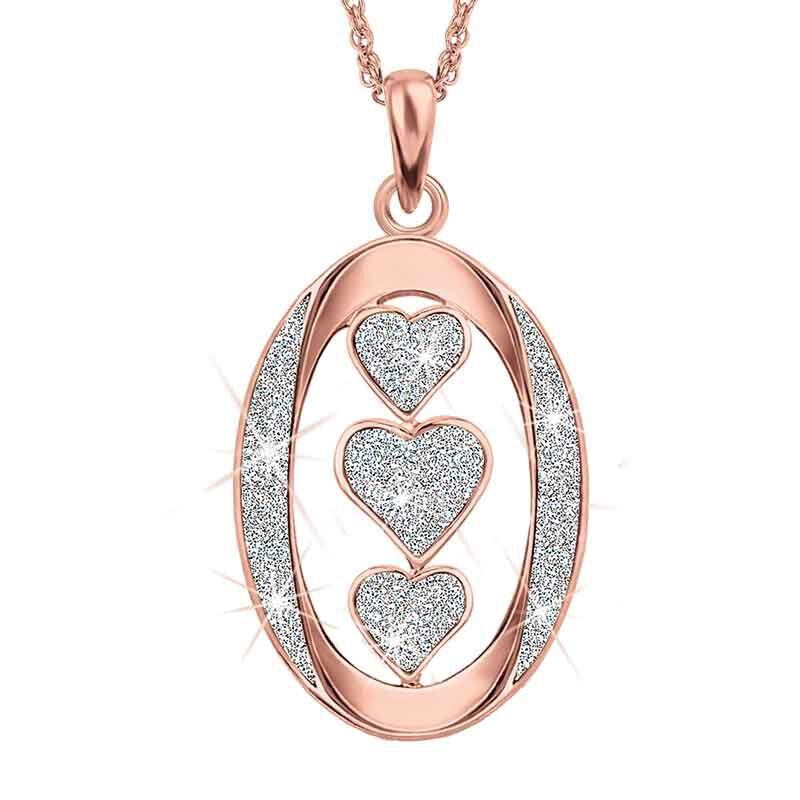 My Daughter I Love You Diamond Pendant 1880 001 1 2