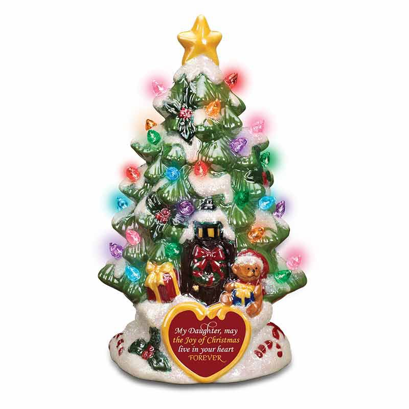 My Daughter Forever Christmas Tree 2235 001 1 1