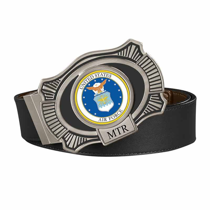 The US Air Force Leather Belt 2398 006 3 2