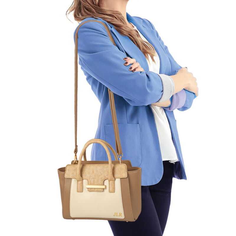The Savannah Handbag Set 5526 0012 n modelblue