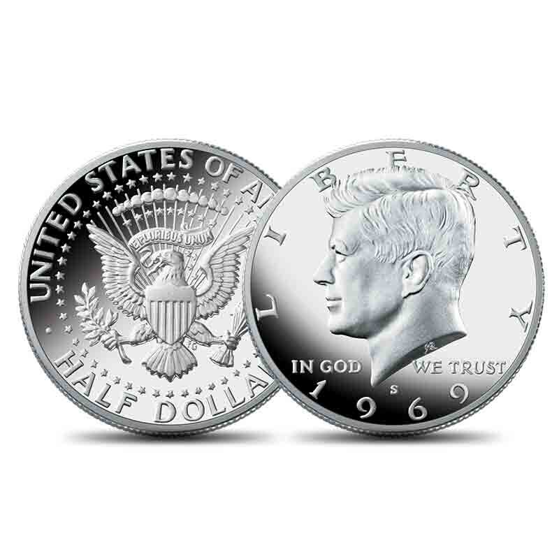 Complete 20th Century Kennedy Half Dollar Proofs 1889 001 2 1