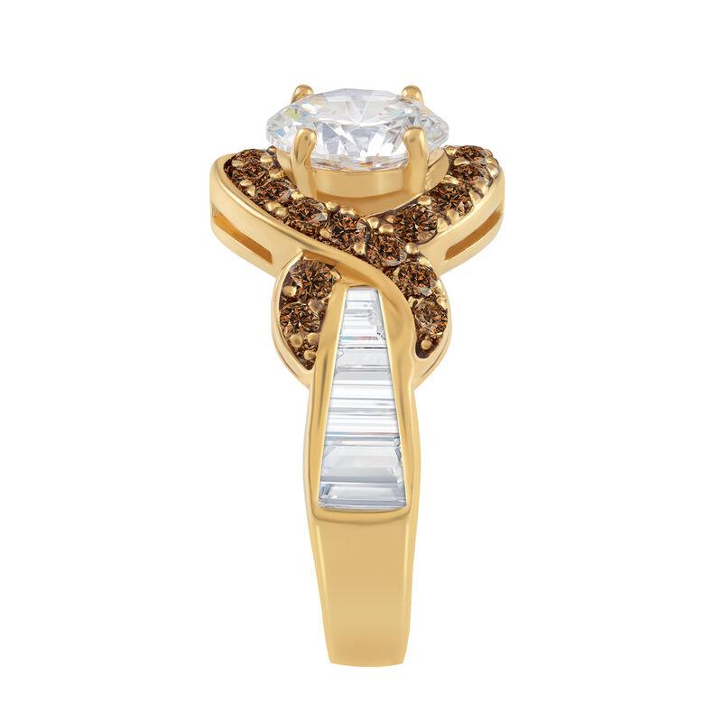 Mocha Embrace Diamonisse Ring 6719 0017 b side