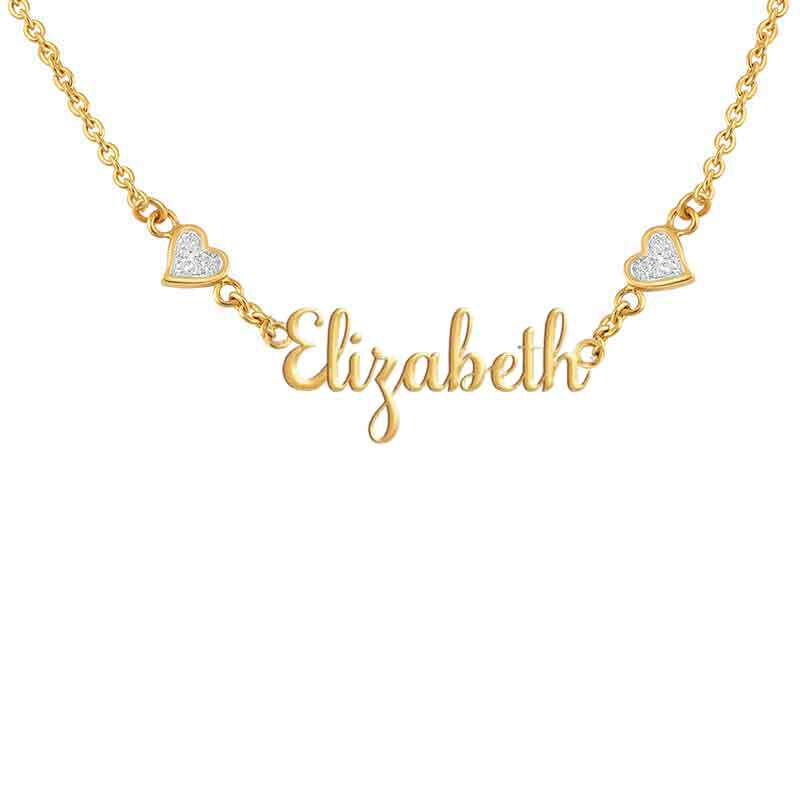 Personalized Diamond Name Necklace 1698 006 2 2