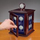 Complete Ben Franklin Half Dollars Collection 1797 0054 c display open