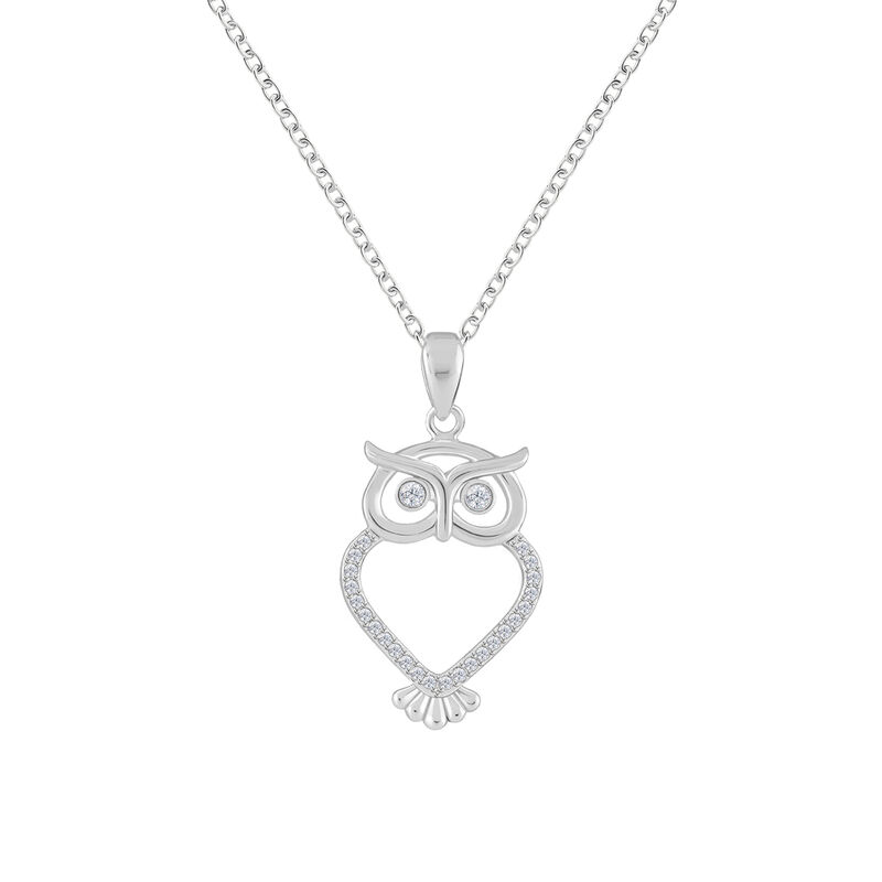 Monthly Animal Pendants 6880 0010 g owl