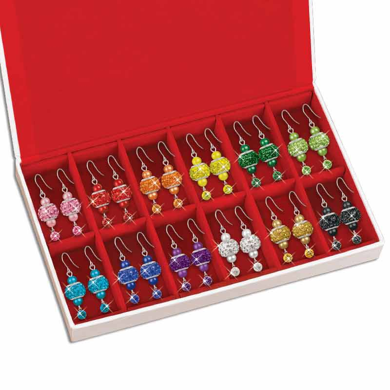 Colors of the Rainbow Earrings Set 5115 002 7 1