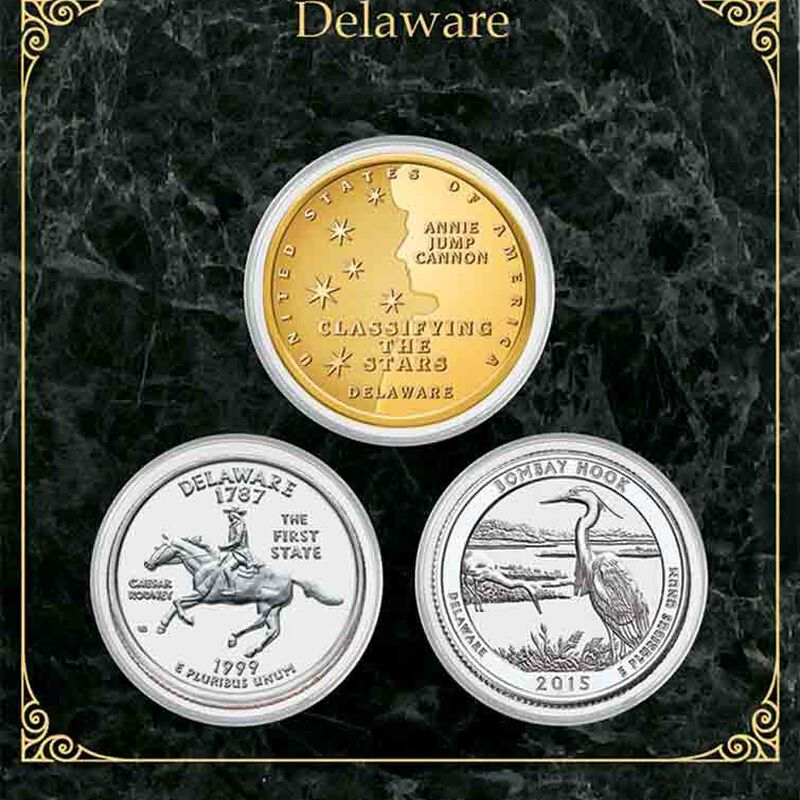 The Ultimate Statehood Coin Collection 4999 001 3 1