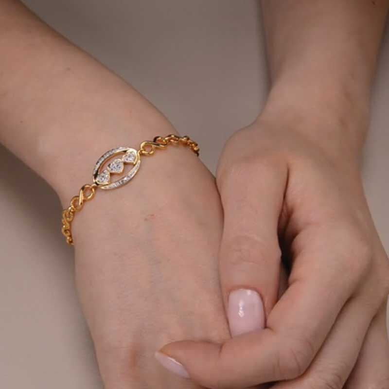 I Love You Diamond Bracelet 4398 001 0 4