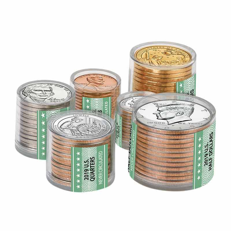The Complete 2019 US Coin Set 9867 018 5 2