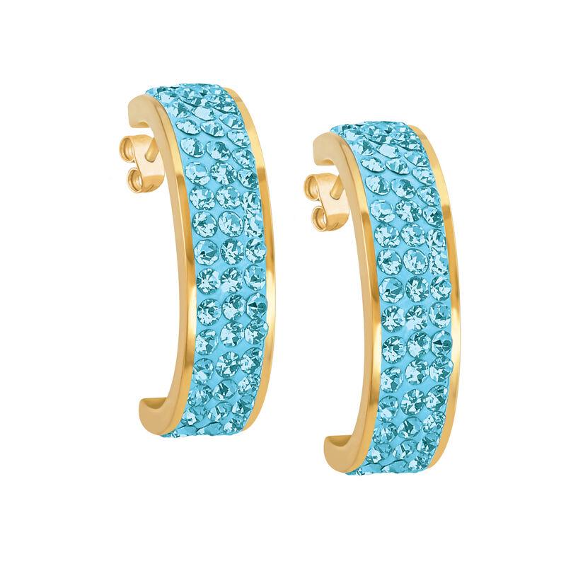 Birthstone Fire Earrings 10594 0027 c march