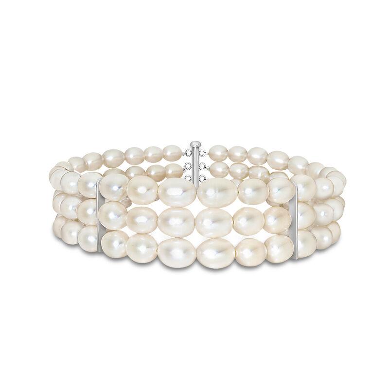 Sweet Harmony Cultured Pearl Bracelet and Earring Set 4982 0053 b bracelet