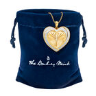Heart of Our Family Diamond Pendant 10177 0014 g gift pouch
