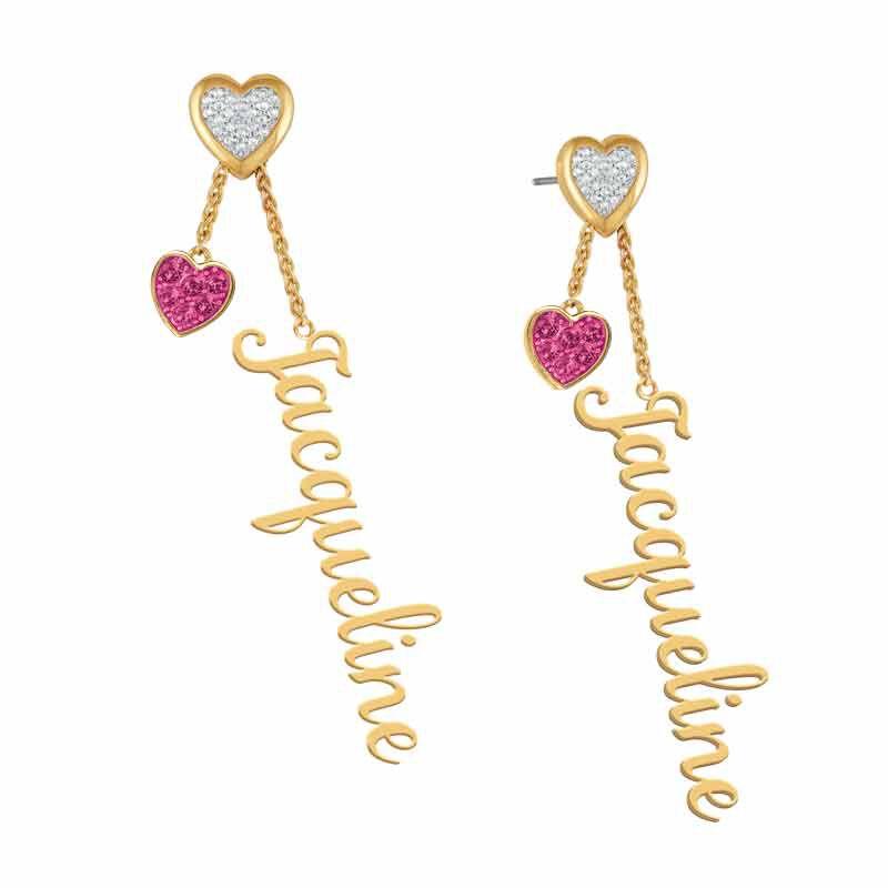 Personalized Birthstone Earrings 6553 001 6 10