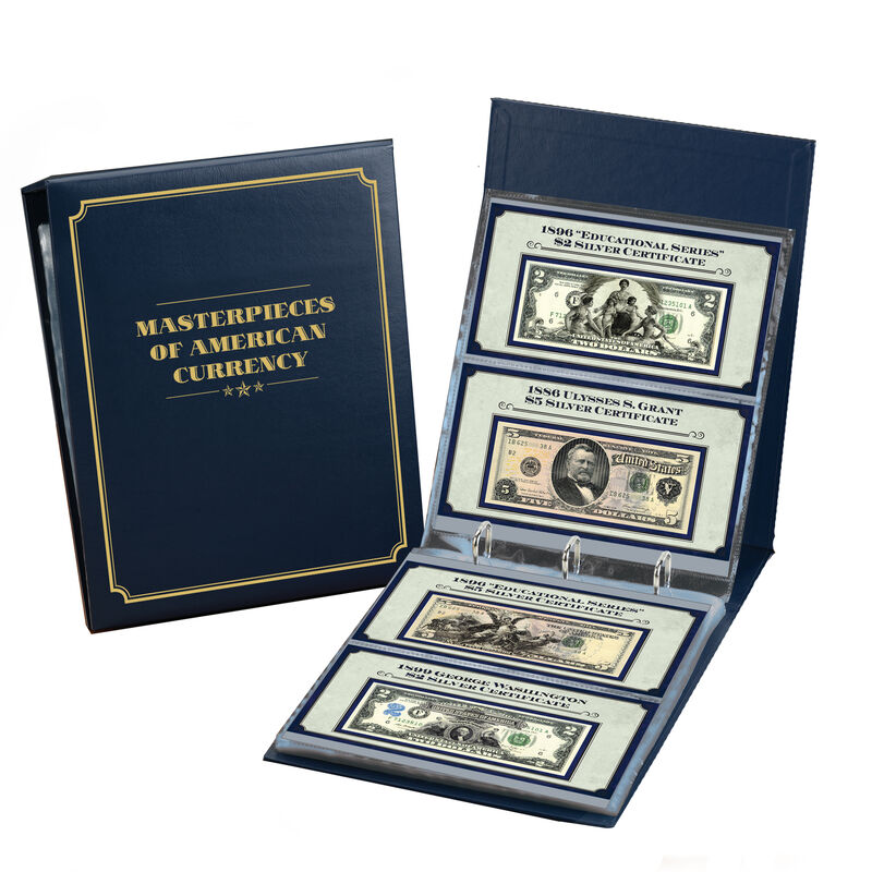 Masterpieces of American Currency 6664 0020 e album