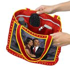 The Obama Couple Tote Set 1857 001 0 6