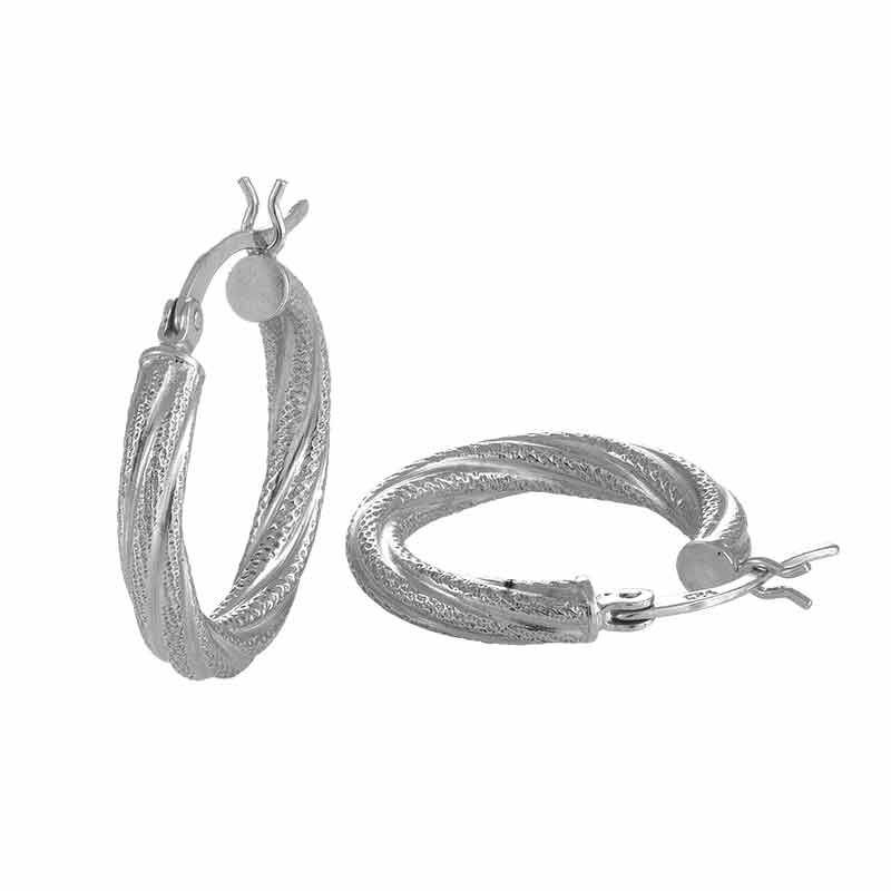 The Essential Sterling Silver Earring Set 2489 001 4 6