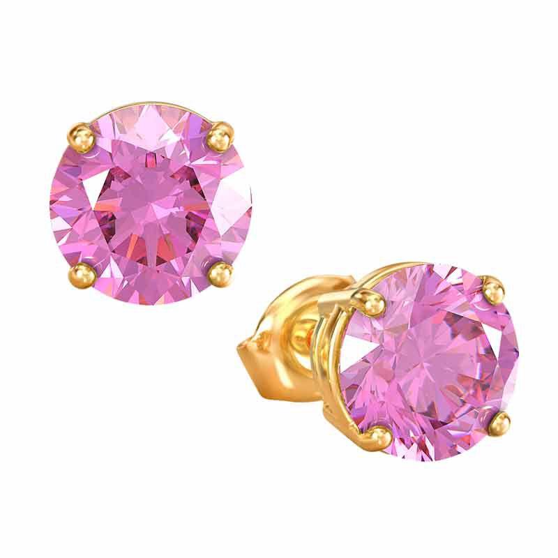 Birthstone Stud Earrings 3359 013 4 10