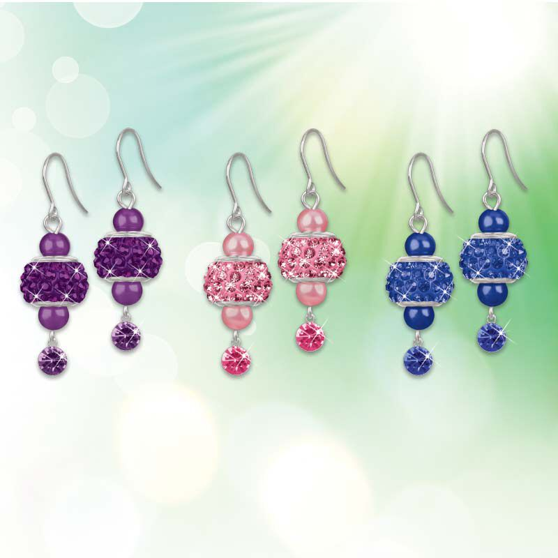 Colors of the Rainbow Earrings Set 5115 002 7 4