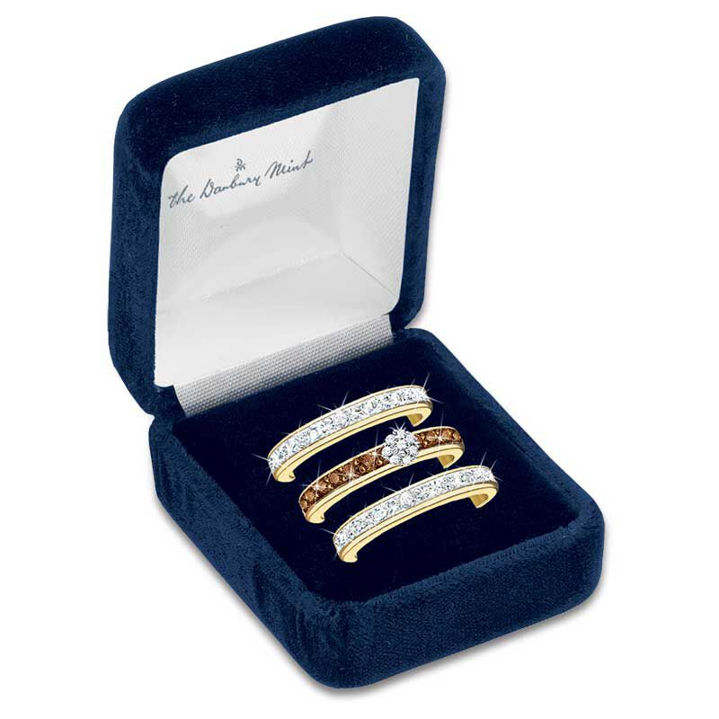 I Love You Always Personalized Diamond Ring Set 4792 006 1 4