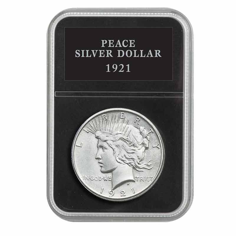 The Complete Collection of US Peace Dollars 2937 002 0 4