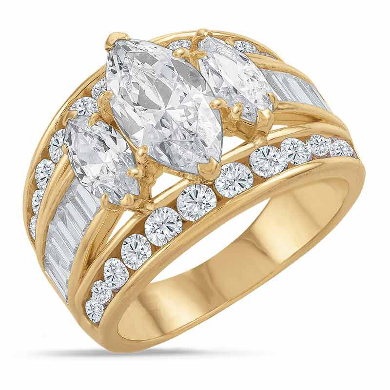 Marvelous Marquise Diamonisse Ring 6420 001 7 1