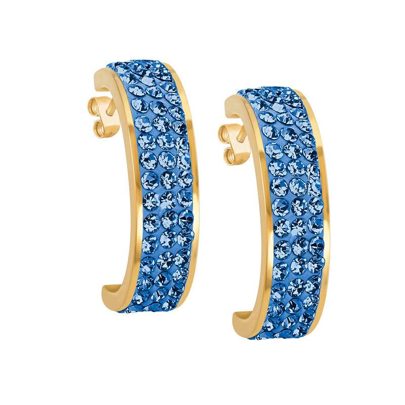 Birthstone Fire Earrings 10594 0027 i september