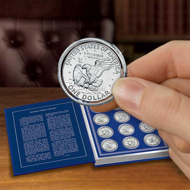 Eisenhower Dollars Collection 4811 002 7 2