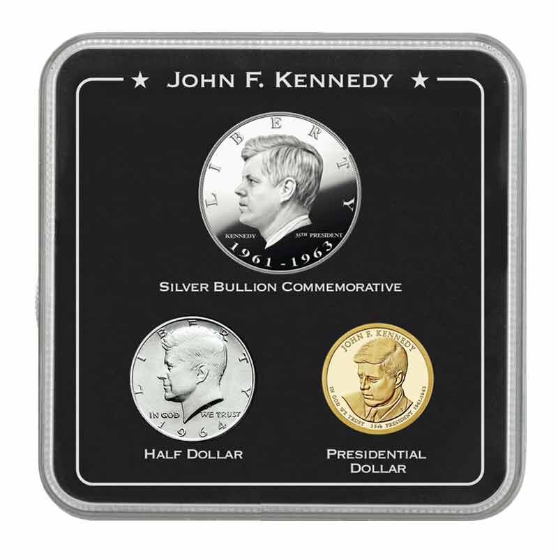 Portraits of the Presidency Coin  Silver Commemorative Collectio 6669 001 7 1