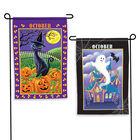 Year of Cheer Garden Flags 6547 0015 c October