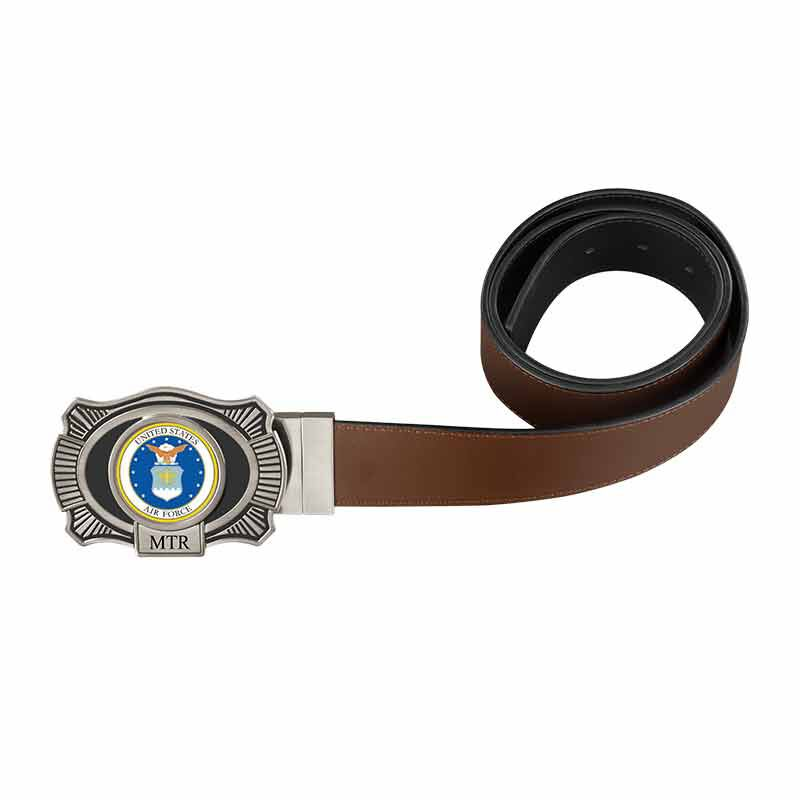 The US Air Force Leather Belt 2398 006 3 3