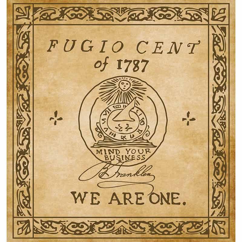 The Franklin Cent Silver Bullion Commemorative 2425 001 1 5