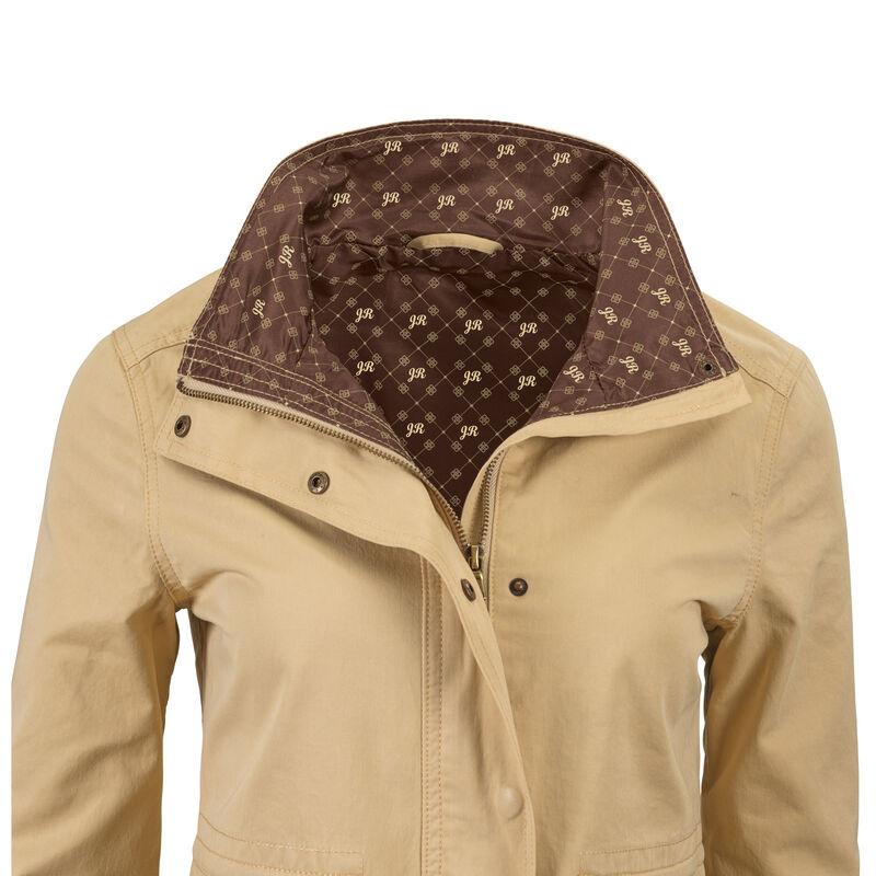 Personalized Twill Jacket 6830 0011 c neck