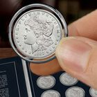 Morgan Silver Dollars Collection 4542 002 3 3
